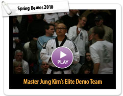 elite demo team